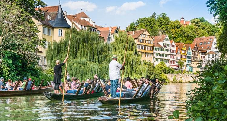 Khám phá thành phố Tübingen của Đức