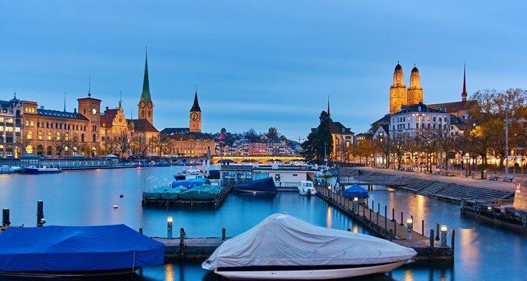 Khám phá Zürich của Thụy Sĩ