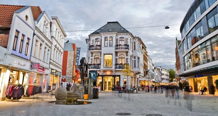Khám phá thành phố Oldenburg của Đức