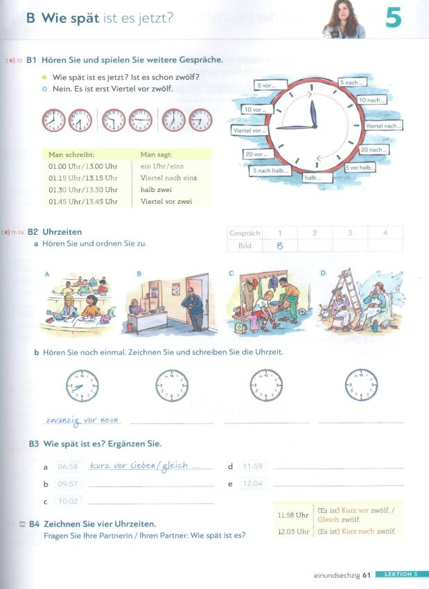 Sách tự học tiếng Đức A1 A2