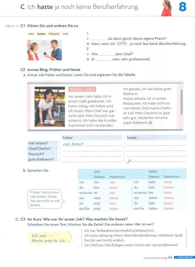Sách học tiếng Đức A1 A2