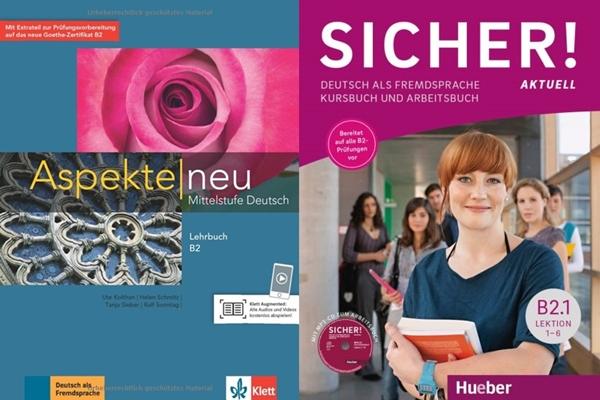 Tự học tiếng Đức B2 online dùng Sicher Aspekte