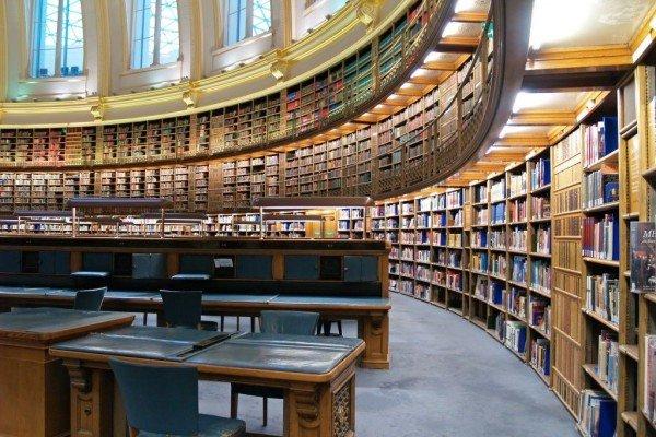 Thư viện Gottfried Wilhelm Leibniz