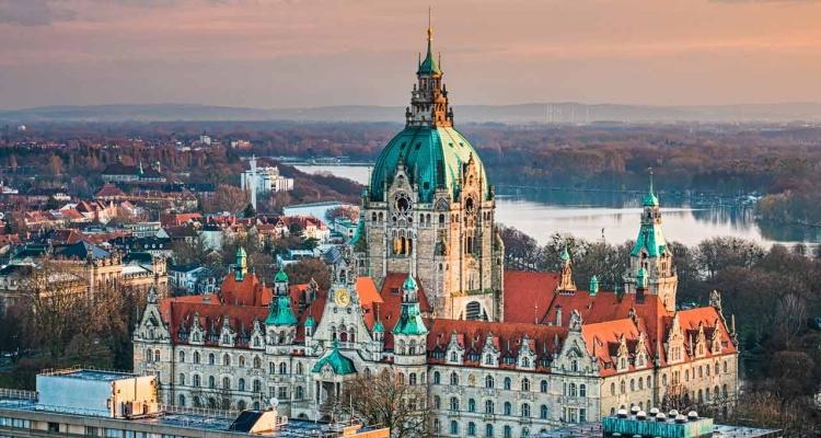 Khám phá thành phố Hanover ở Đức từ A-Z