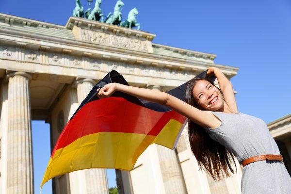 Tiếng Đức trở thành ngoại ngữ 1