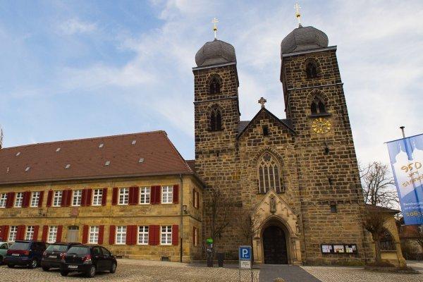 Nhà thờ St. Gangolf Bamberg