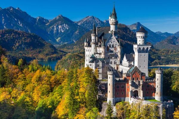nước Đức có gì nổi tiếng?