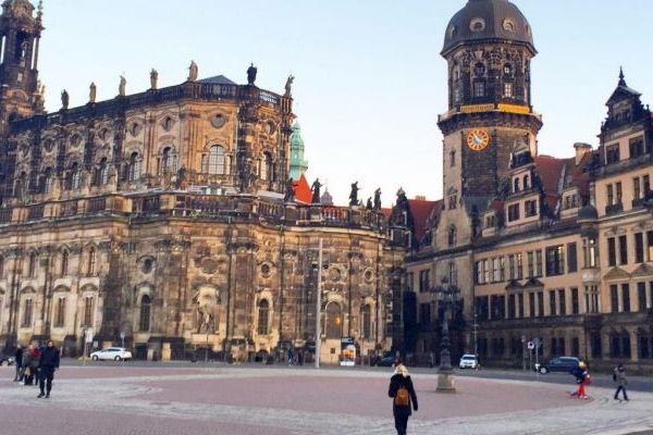 thành phố Dresden Đức có gì đặc biệt