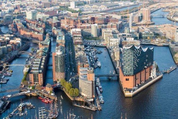 10 thành phố đáng sống nhất ở Đức 2021