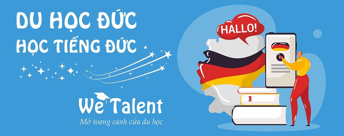 du học Đức 2020 học tiếng Đức